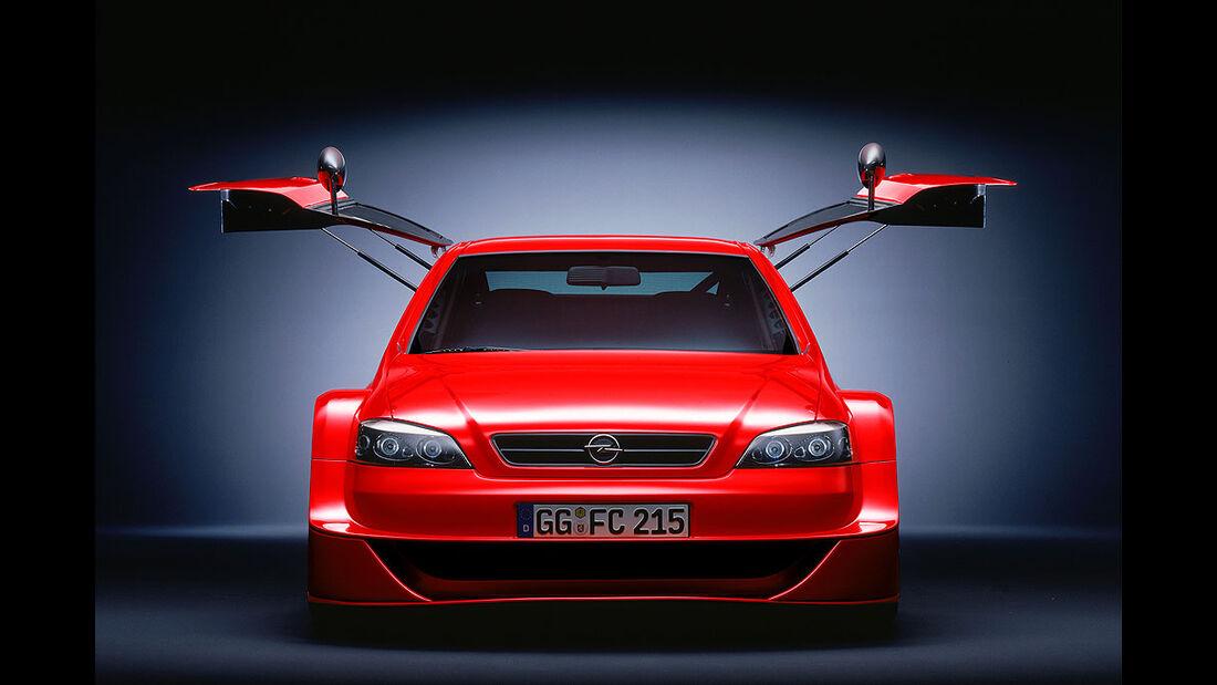 Opel Astra OPC X-Treme, 2001