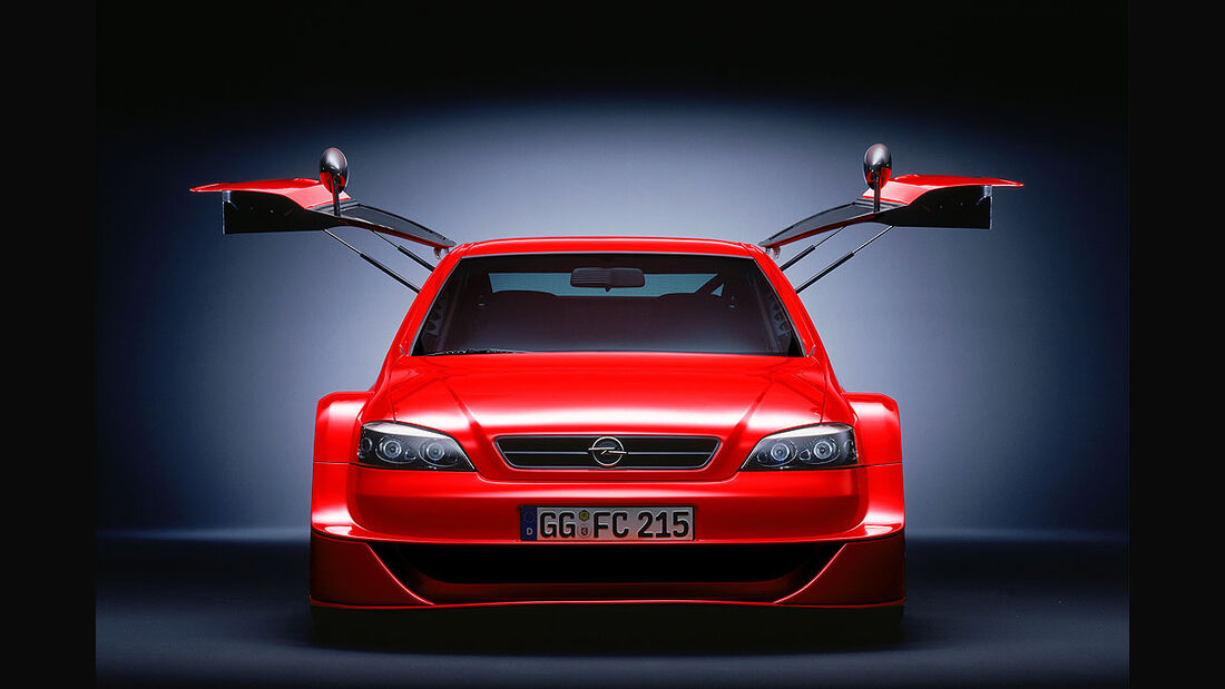 Opel Astra OPC X-Treme, 2001