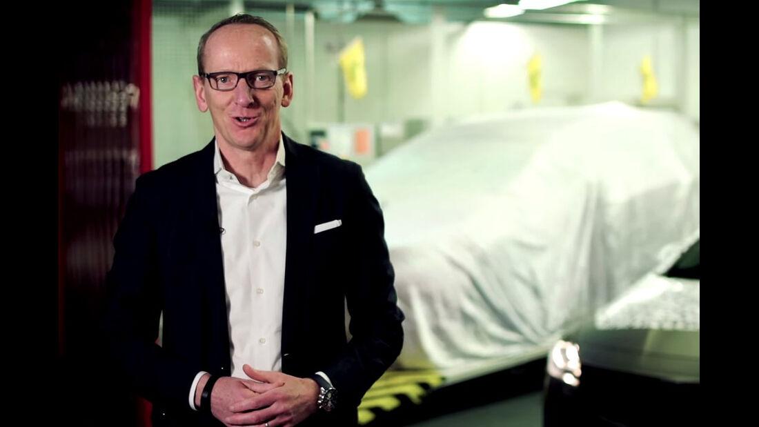 Opel Astra Prototyp Undercover Neumann