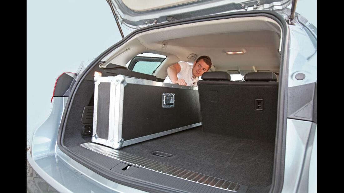Opel Astra Sp.Tourer 1.4 Turbo Innovation, Laderaum, Kofferraum