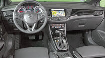 Opel Astra Sports Tourer 1.4 DI Turbo, Cockpit