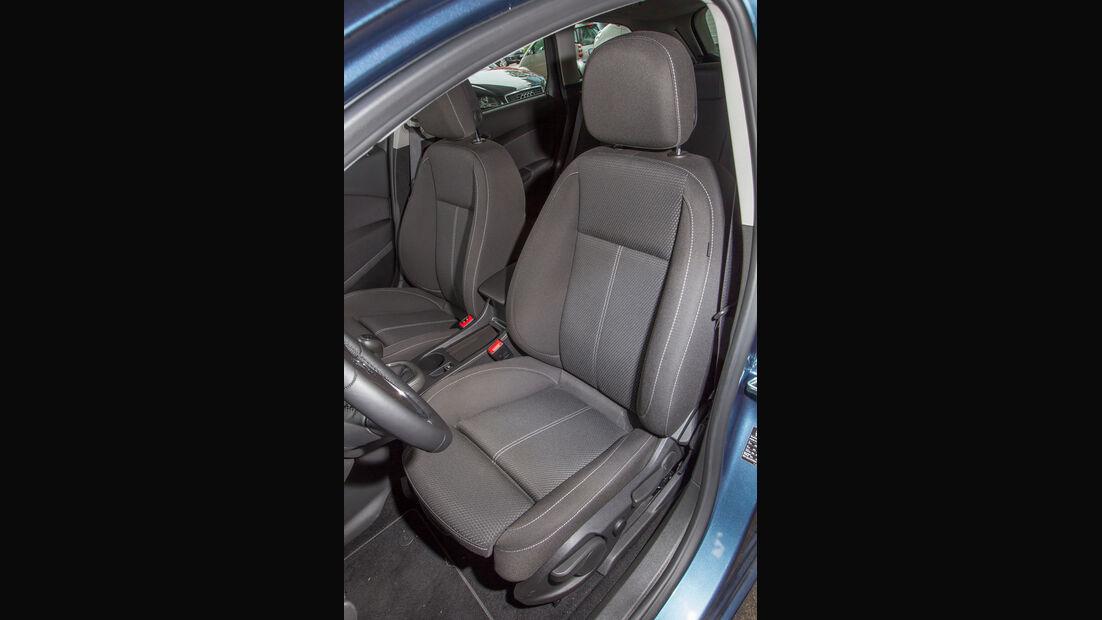 Opel Astra Sports Tourer 1.4 Turbo, Fahrersitz
