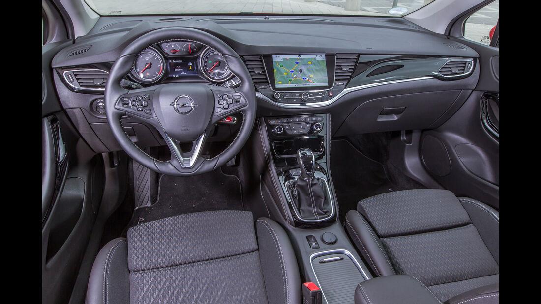 Opel Astra Sports Tourer 1.6 Biturbo CDTI, Cockpit