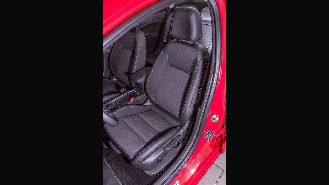 Opel Astra Sports Tourer 1.6 Biturbo CDTI, Fahrersitz