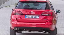 Opel Astra Sports Tourer 1.6 Biturbo CDTI, Heckansicht