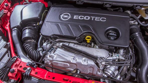 Opel Astra Sports Tourer 1.6 Biturbo CDTI, Motor