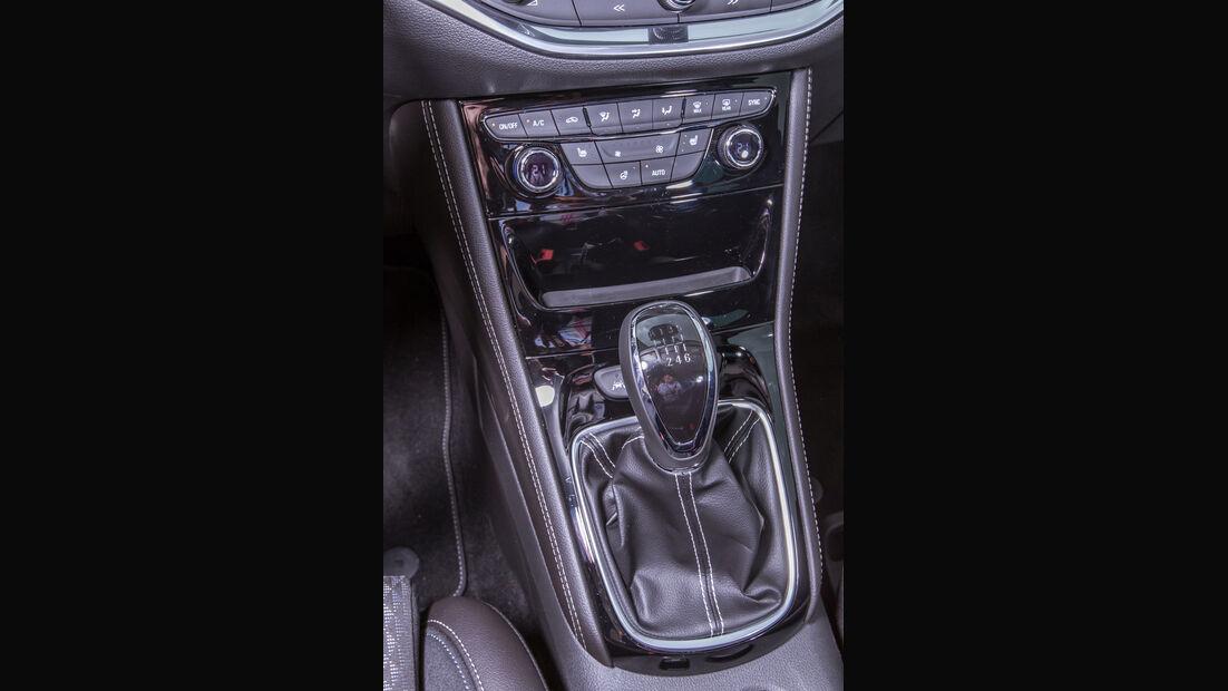 Opel Astra Sports Tourer 1.6 Biturbo CDTI, Schalthebel