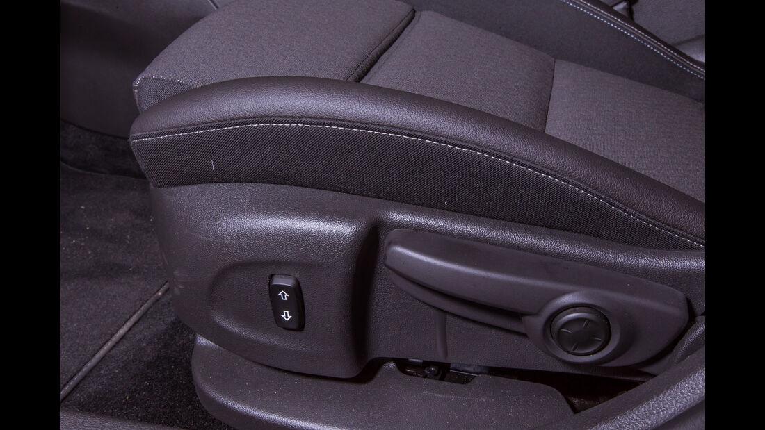 Opel Astra Sports Tourer 1.6 Biturbo CDTI, Sitzverstellung