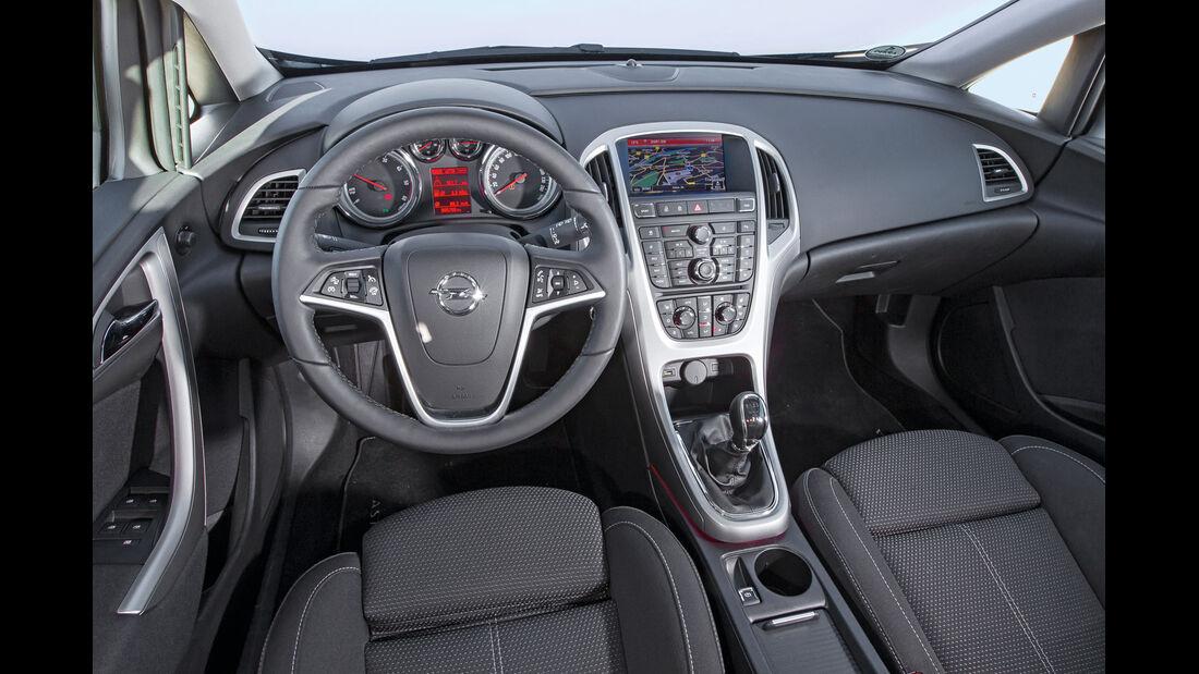 Opel Astra Sports Tourer 1.6 CDTI, Cockpit