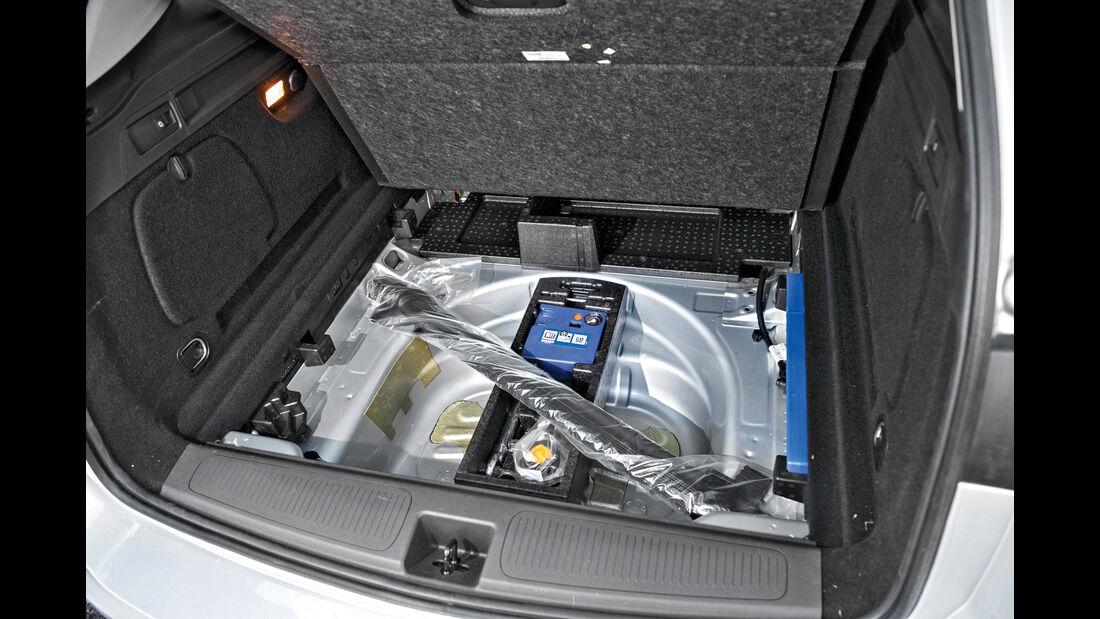 Opel Astra Sports Tourer 1.6 CDTI Ecoflex, Ablage