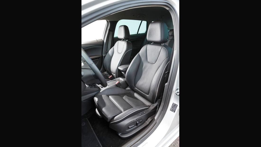 Opel Astra Sports Tourer 1.6 CDTI Ecoflex, Fahrersitz