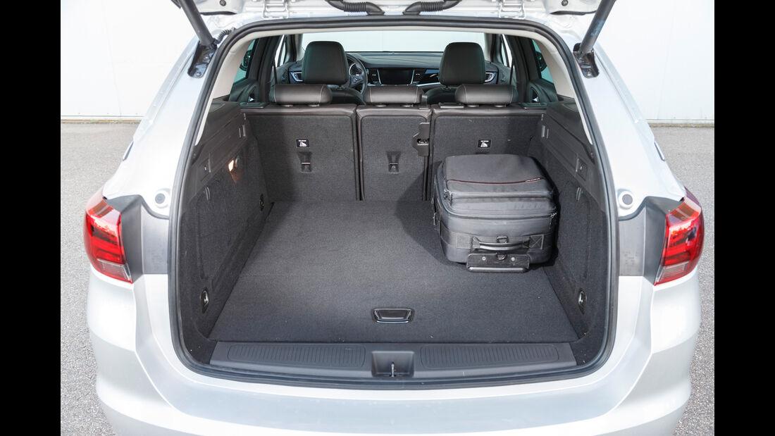 Opel Astra Sports Tourer 1.6 CDTI Ecoflex, Kofferraum