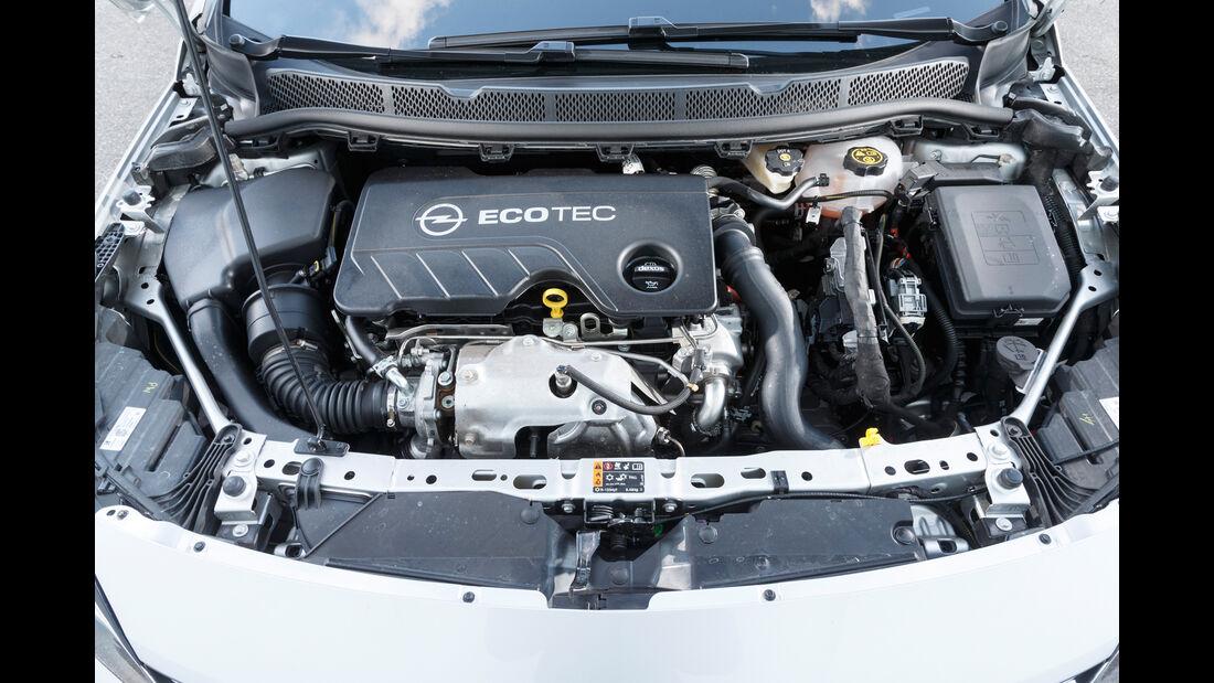 Opel Astra Sports Tourer 1.6 CDTI Ecoflex, Motor