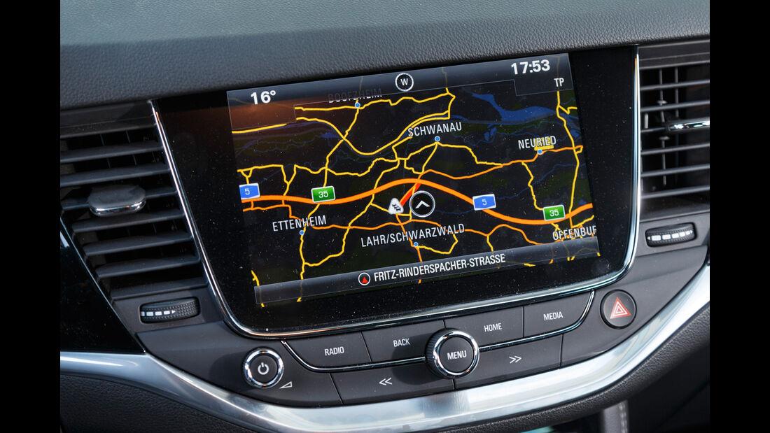 Opel Astra Sports Tourer 1.6 CDTI Ecoflex, Navi
