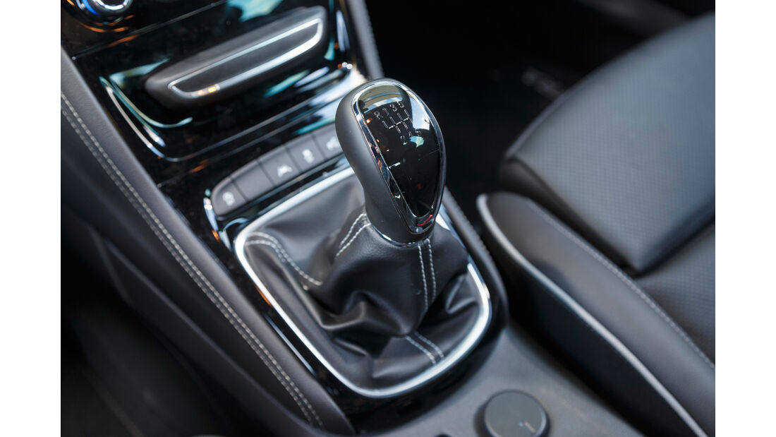 Opel Astra Sports Tourer 1.6 CDTI Ecoflex, Schalthebel