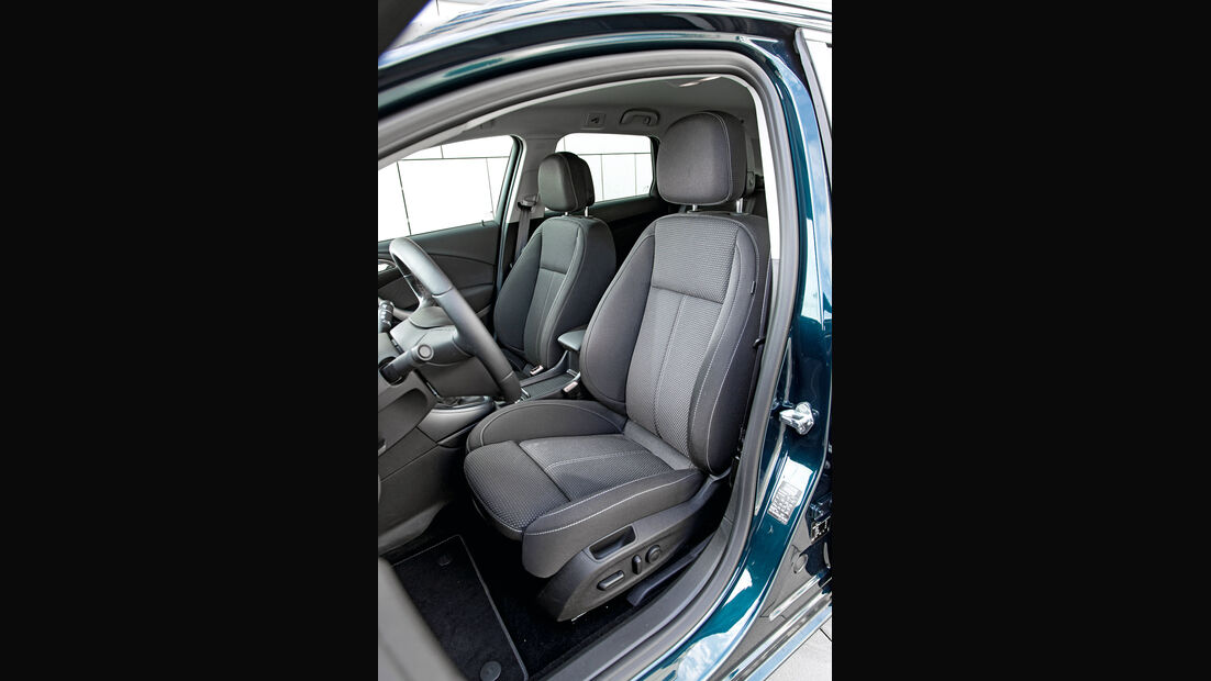 Opel Astra Sports Tourer 1.6 CDTI, Fahrersitz