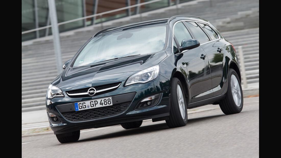 Opel Astra Sports Tourer 1.6 CDTI, Frontansicht
