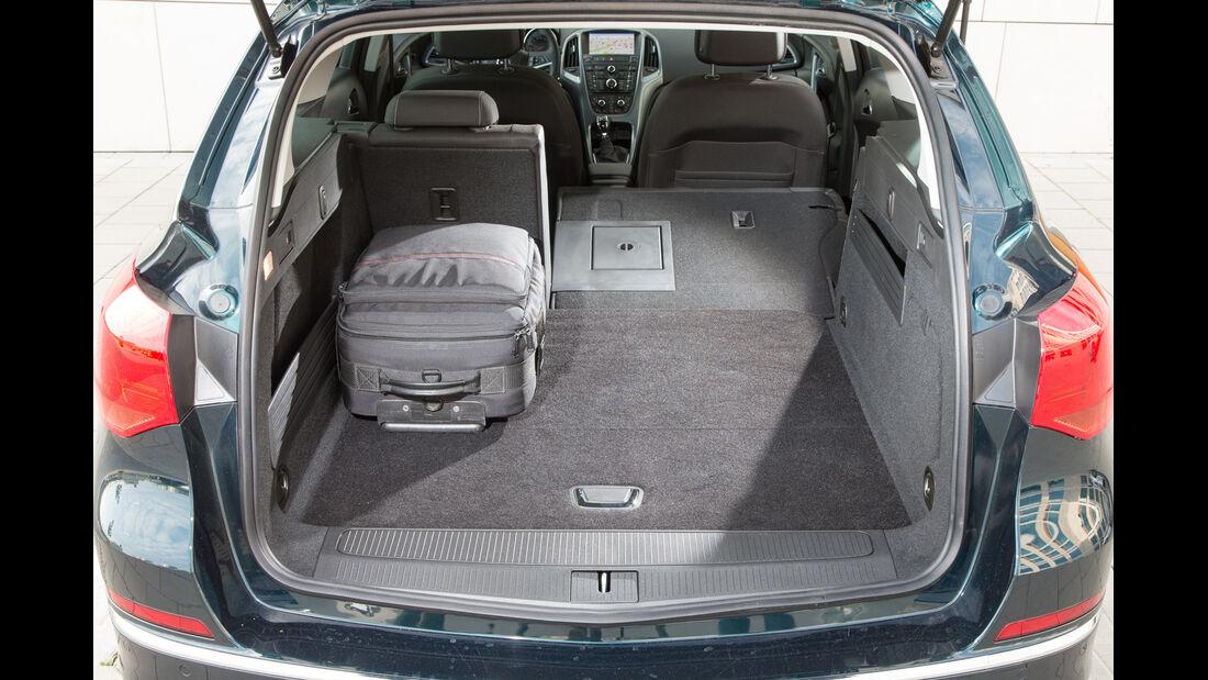 Opel Astra Sports Tourer 1.6 CDTI, Kofferraum