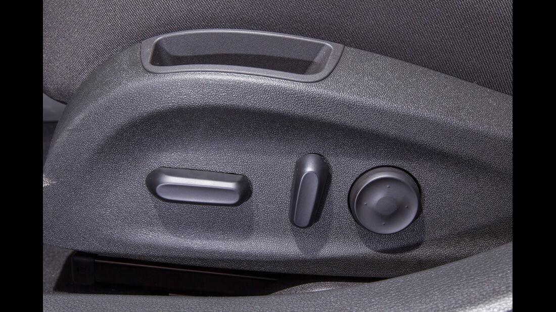 Opel Astra Sports Tourer 1.6 CDTI, Sitzverstellung