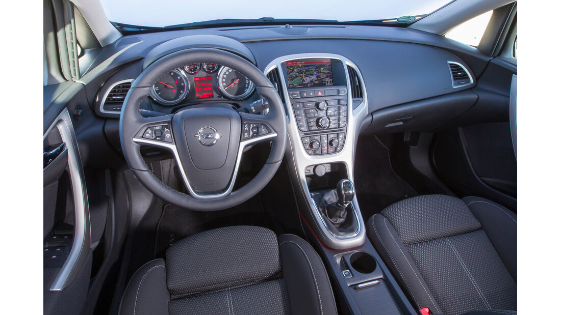 Opel Astra Sports Tourer 1.6 CDTI ecoFLEX Energy, Cockpit