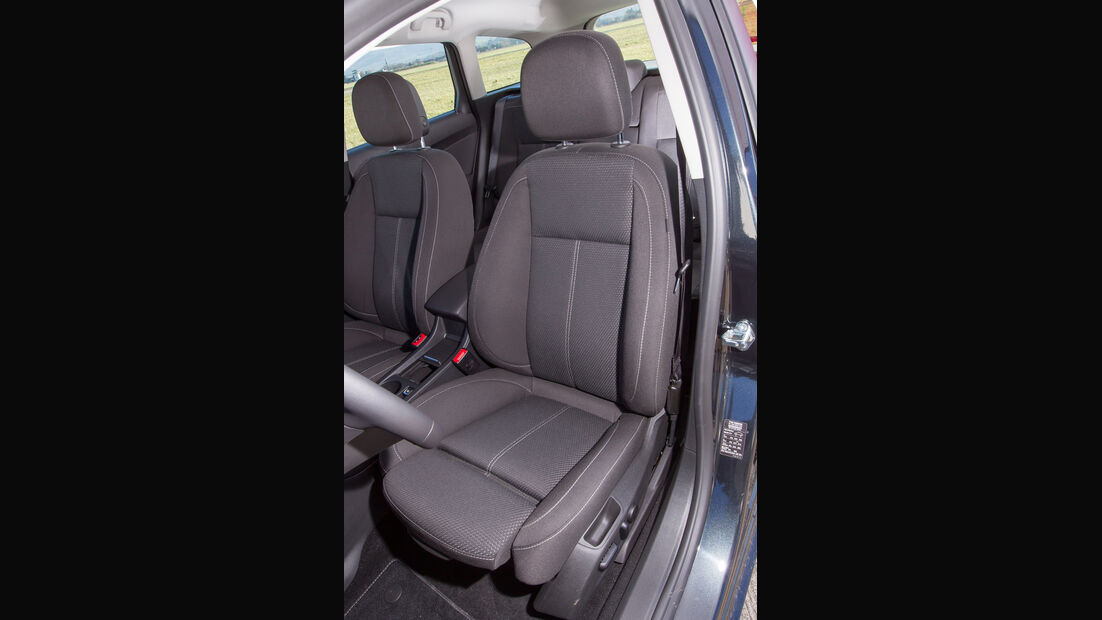 Opel Astra Sports Tourer 1.6 CDTI ecoFLEX Energy, Fahrersitz