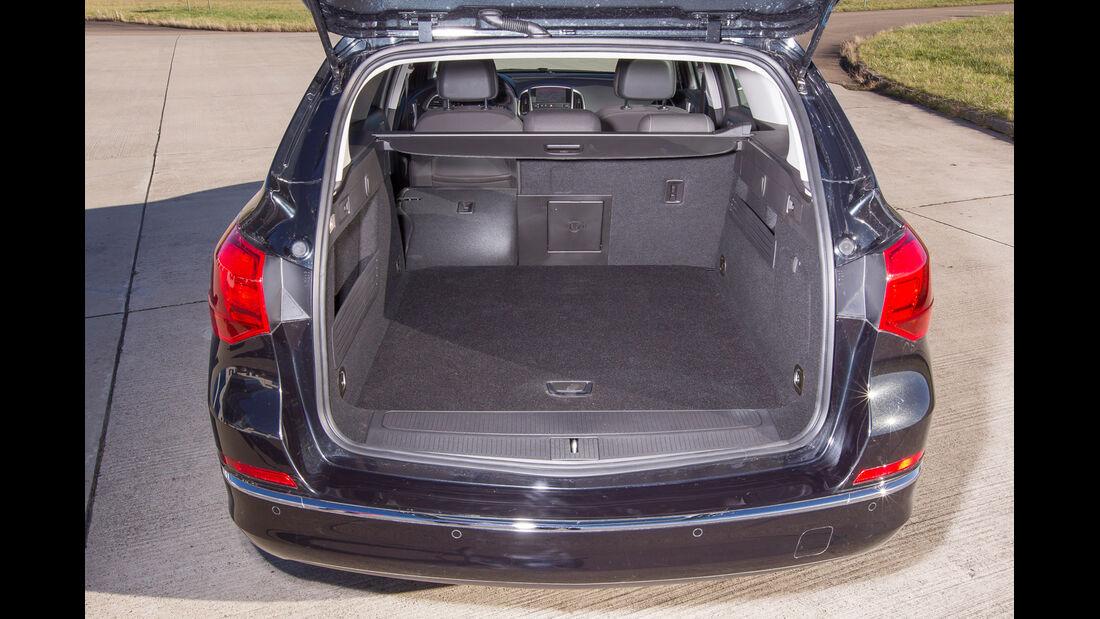 Opel Astra Sports Tourer 1.6 CDTI ecoFLEX Energy, Kofferraum