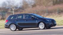Opel Astra Sports Tourer 1.6 CDTI ecoFLEX Energy, Seitenansicht