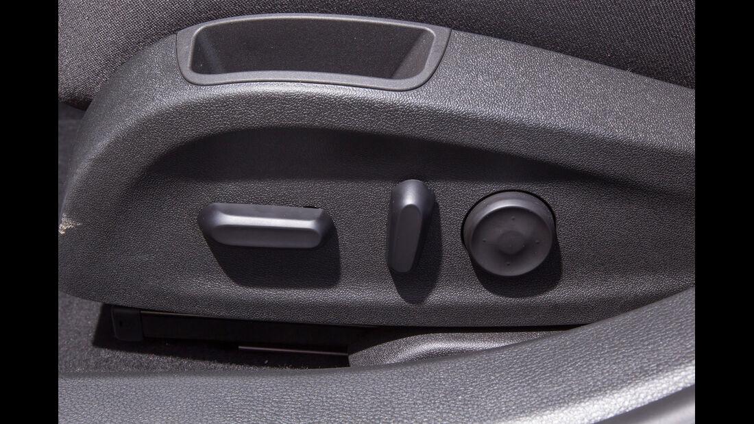 Opel Astra Sports Tourer 1.6 CDTI ecoFLEX Energy, Sitzverstellung