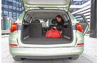 Opel Astra Sports Tourer 1.7 CDTi Ecoflex Edition, Kofferraum, Sitz umklappen