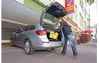Opel Astra Sports Tourer 2.0 CDTi, Heckklappe, Kofferraum