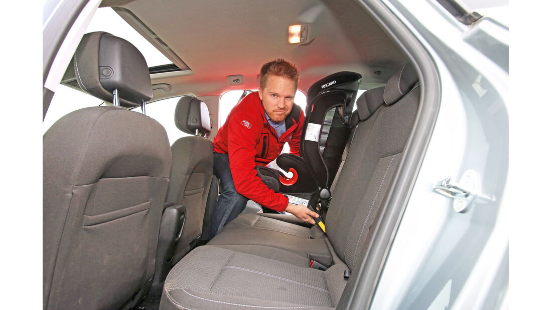 Opel Astra Sports Tourer 2.0 CDTi, Rene Olma