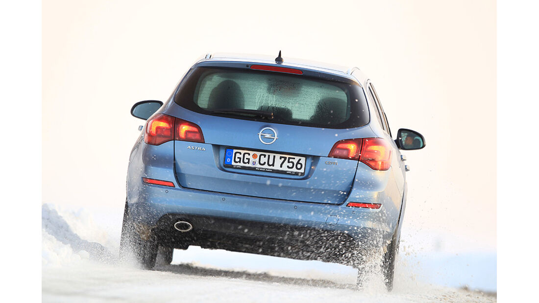 Opel Astra Sports Tourer 2.0 CDTi Sport