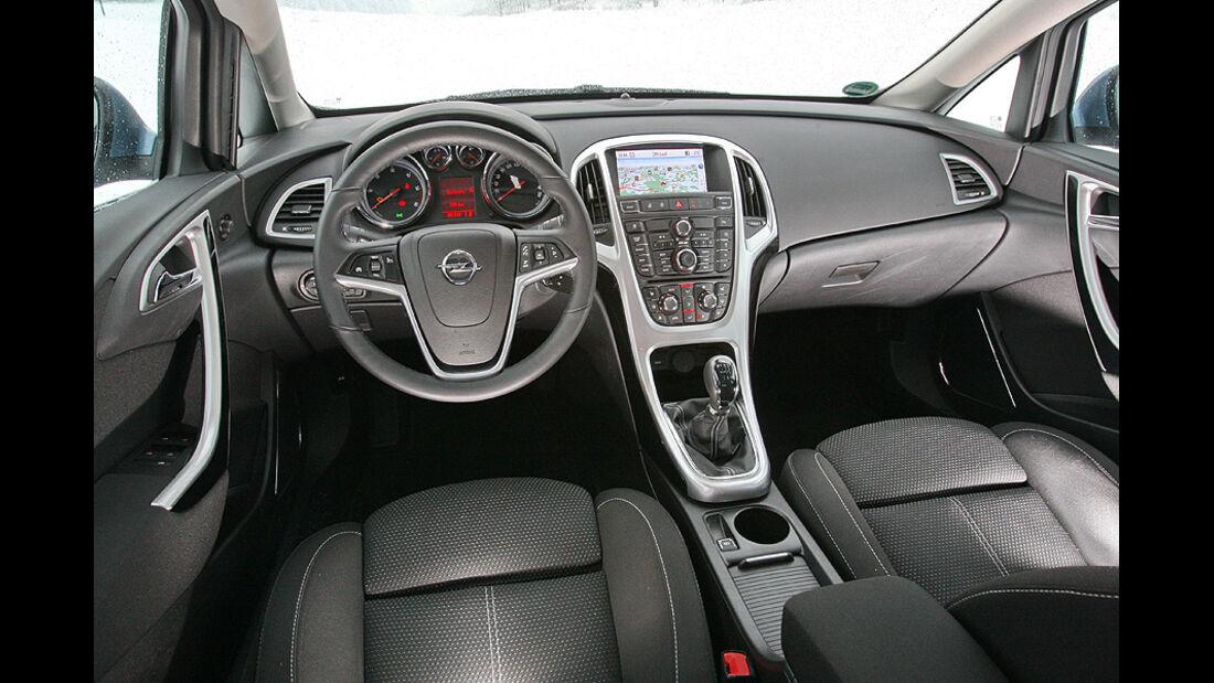 Opel Astra Sports Tourer 2.0 CDTi Sport Cockpit
