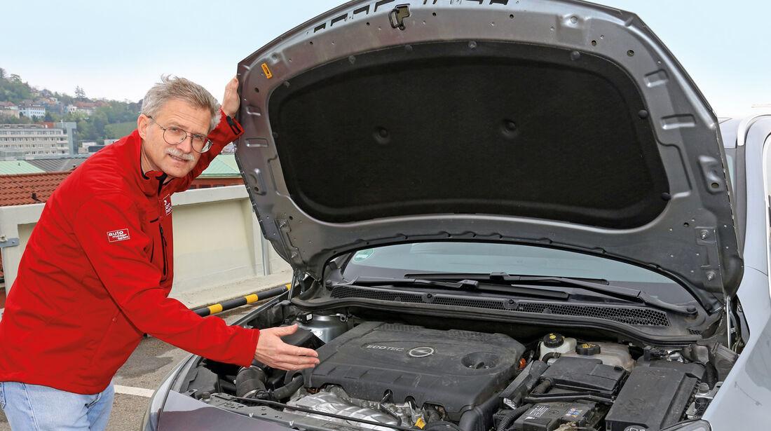 Opel Astra Sports Tourer 2.0 CDTi, Thomas Fischer
