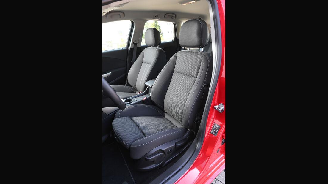 Opel Astra Sports Tourer 2.0 CDTi ecoflex Edition, Fahrersitz