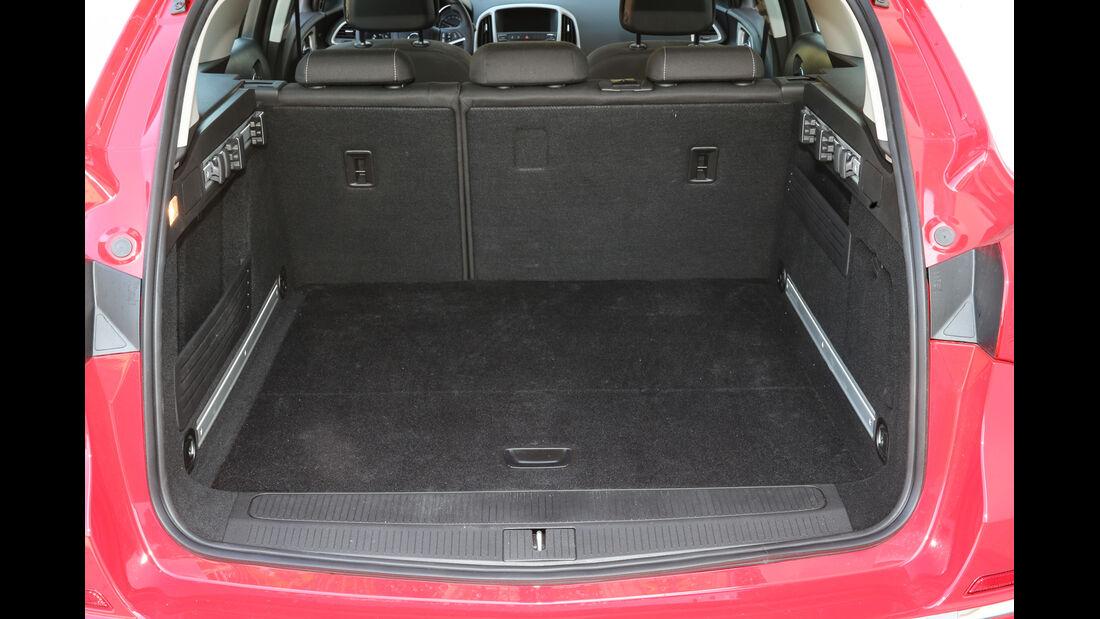 Opel Astra Sports Tourer 2.0 CDTi ecoflex Edition, Kofferraum