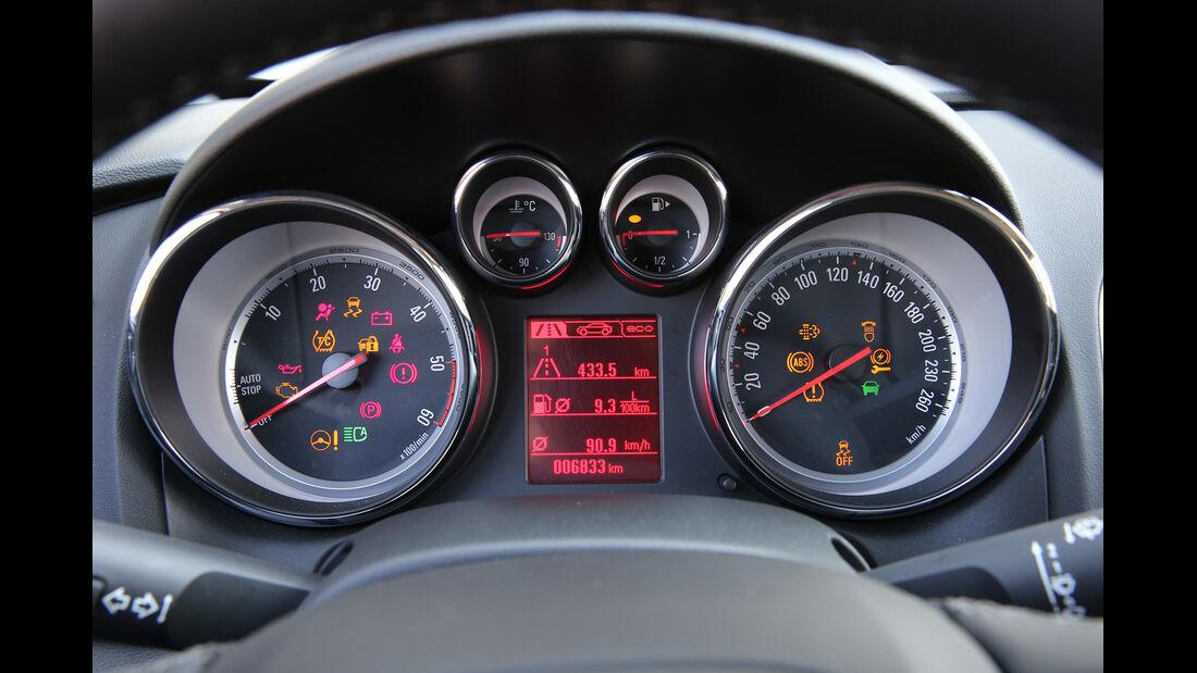 Opel Astra Sports Tourer 2.0 CDTi ecoflex Edition, Rundinstrumente