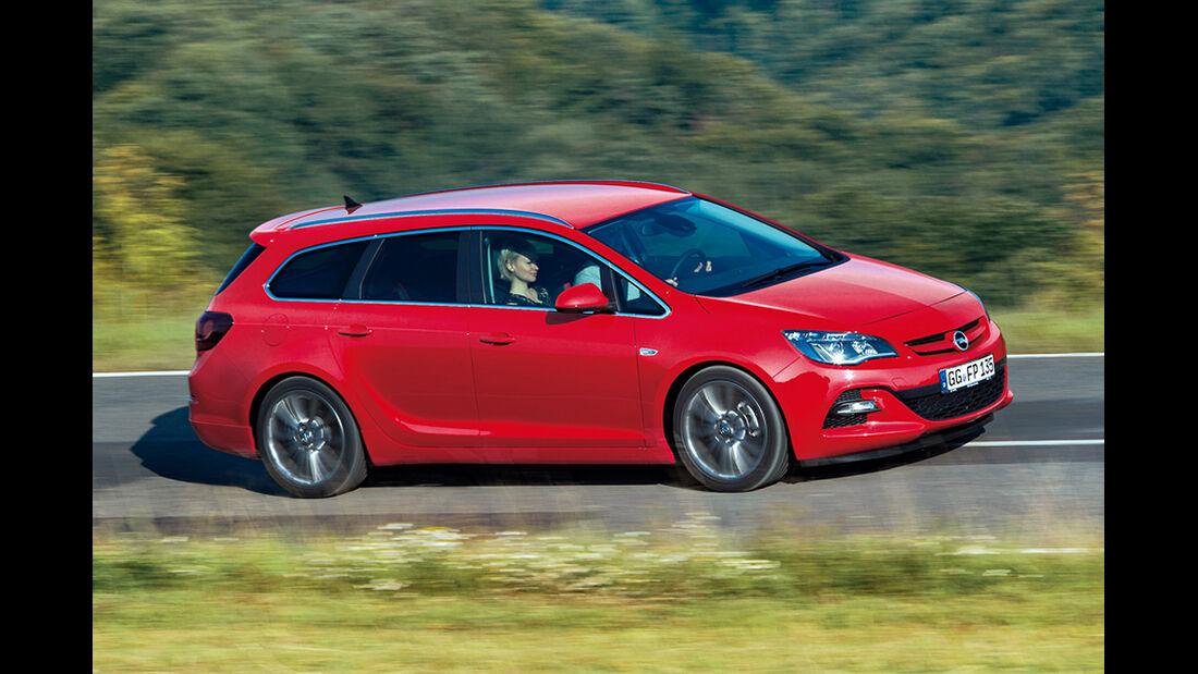 Opel Astra Sports Tourer Biturbo