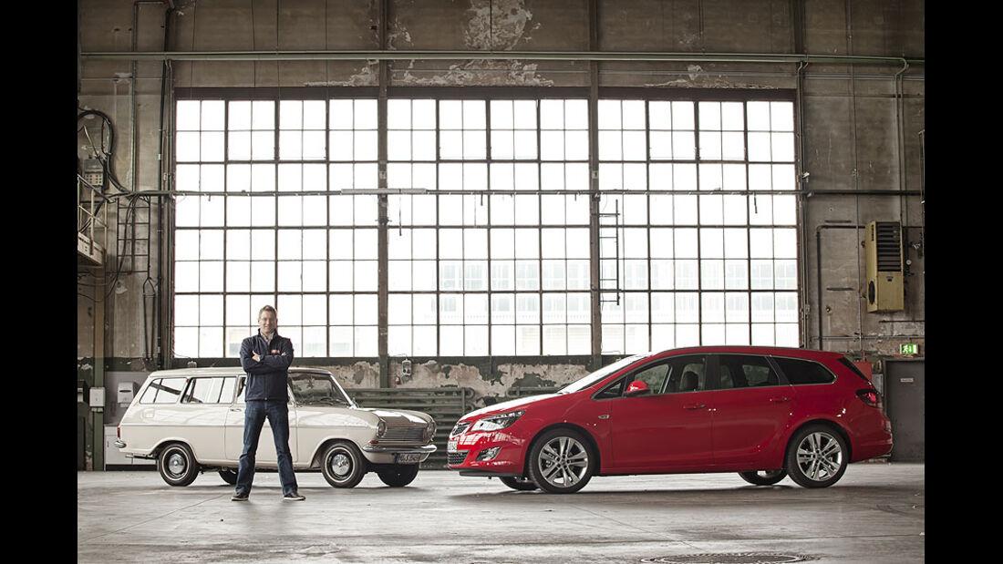 Opel Astra Sports Tourer, Opel Kadett A, Opel Kadett D