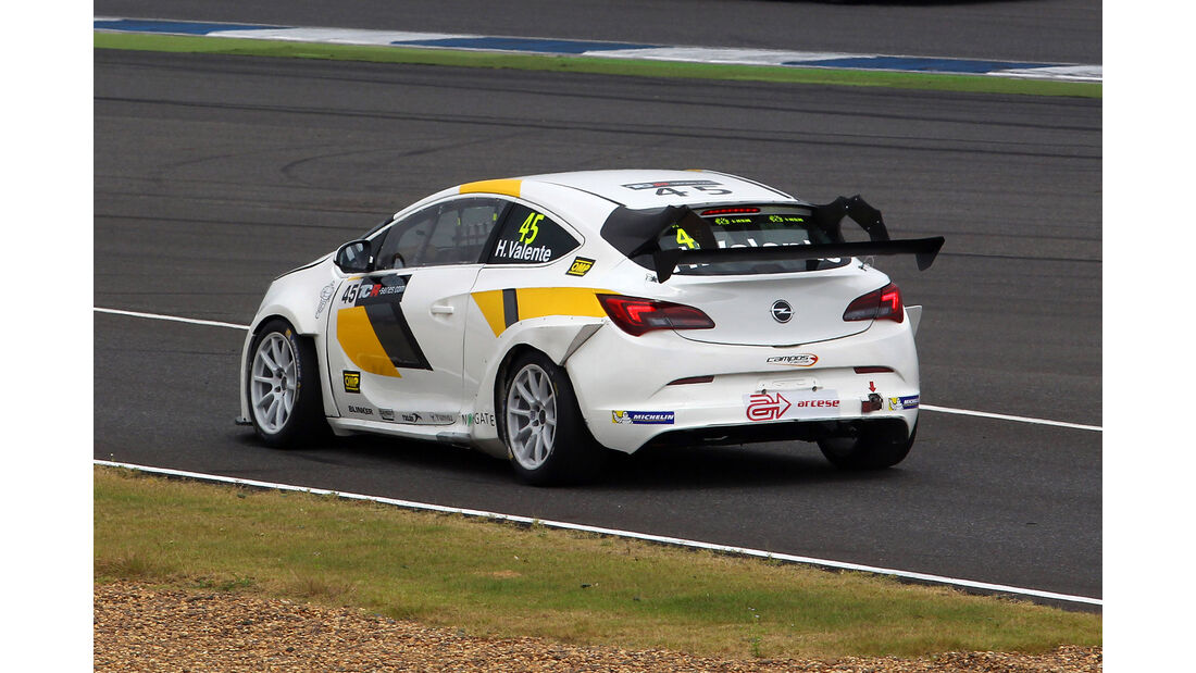 Opel Astra TCR - 2015