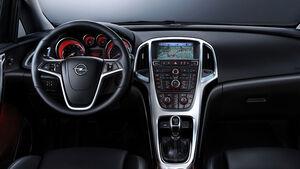 Opel Astra / Vauxhall Innenraum