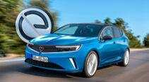 Opel Astra als BEV