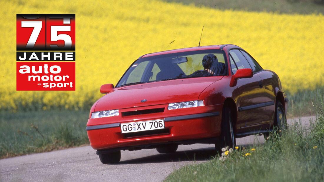 Opel Calibra 13 1990