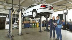 Opel Calibra 2.0 16V Keke Rosberg Edition, Exterieur