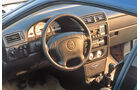 Opel Calibra, Cockpit