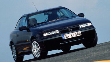 Opel Calibra DTM Edition