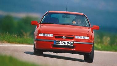 Opel Calibra, Frontansicht