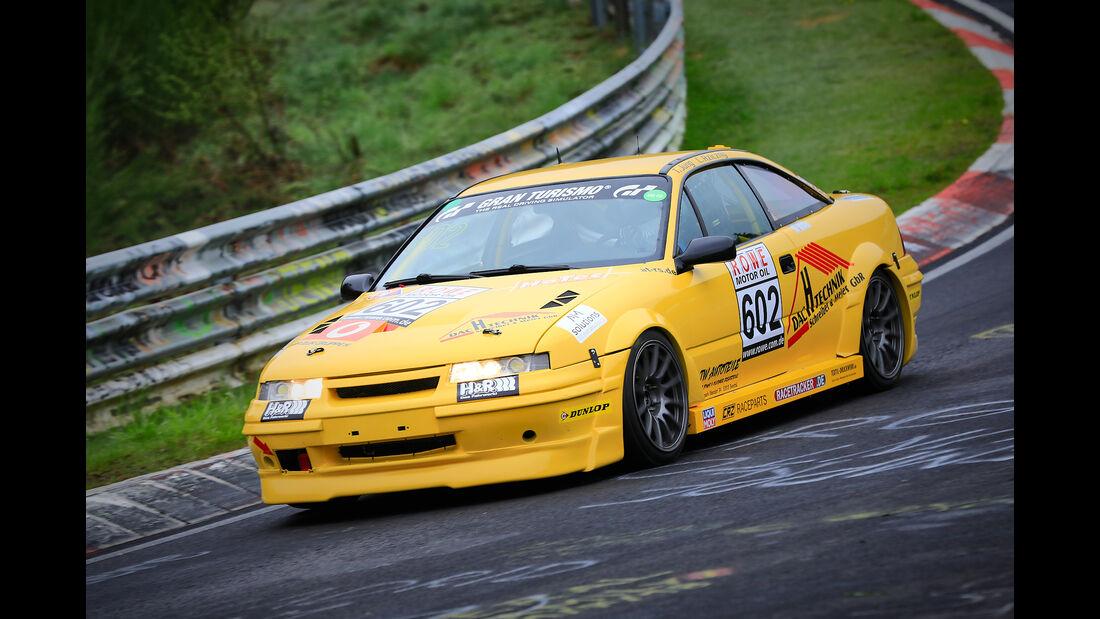 Opel Calibra TJ-R - Startnummer #602 - MSC Adena e.V. im ADAC - H2 - VLN 2019 - Langstreckenmeisterschaft - Nürburgring - Nordschleife