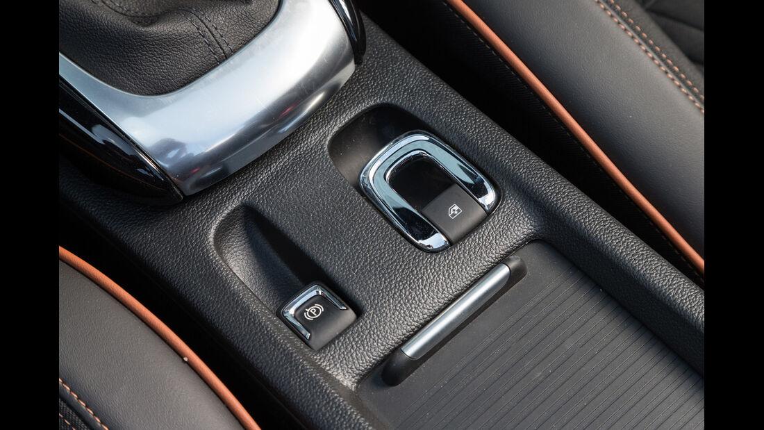 Opel Cascada 1.6 Ecotec Turbo, Bedienelement