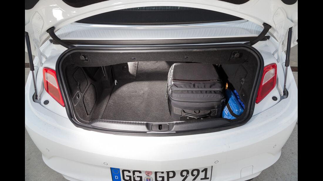 Opel Cascada 1.6 Ecotec Turbo, Kofferraum